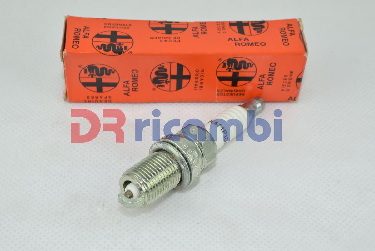 SERIE 8 CANDELE ACCENSIONE ALFA ROMEO 155 1.7 1.8 2.0 TWIN SPARK 60597490 ORIGIN